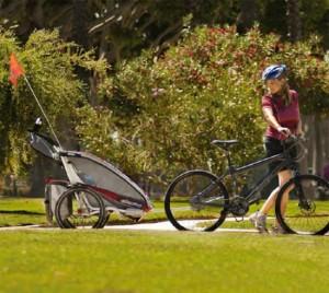 detske voziky za kolo