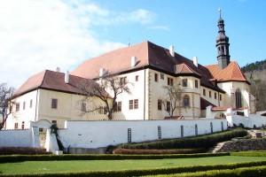 Frantiskansky klaster v Kadani
