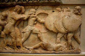 historie athen