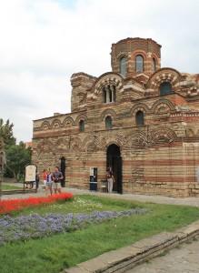bulharsko nesebar