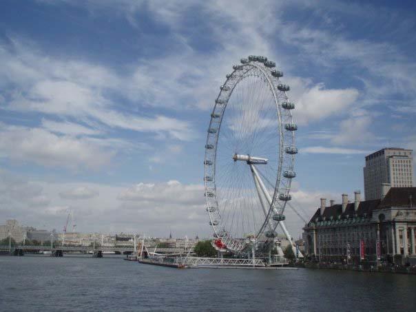 Londýn oko