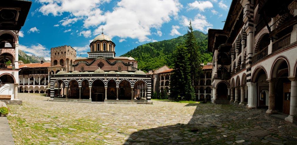 rilsky klaster bulharsko