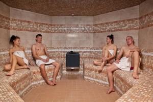 Bardejovske koupele sauna
