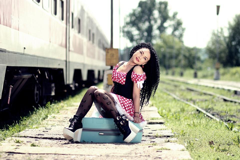 kufr do vlaku