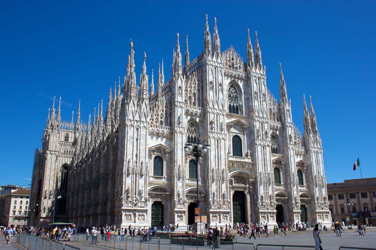 Centrum módy a umění-Milán