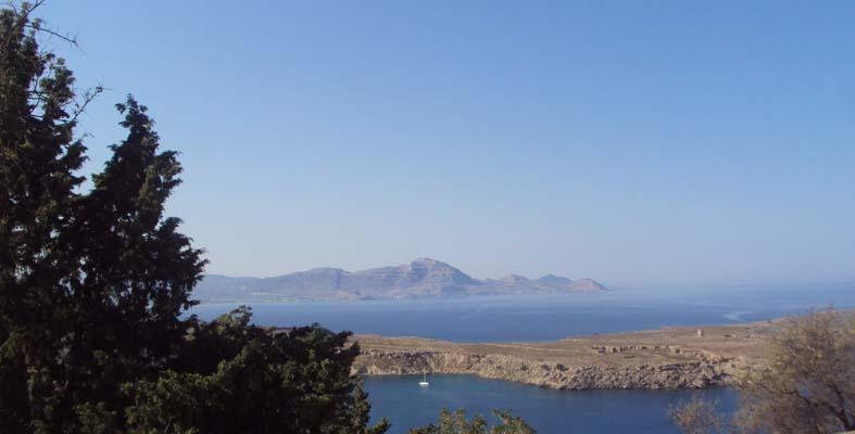 Dovolená na ostrově Rhodos