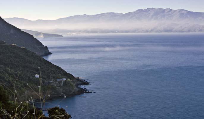 Francouzský ostrov Korsika