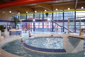 Aquapark ve Špindlerově Mlýně