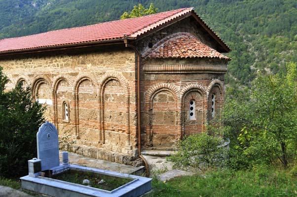 Bulharsko-Bačkovský klášter
