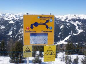 Rakousko v zimě