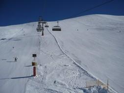 Italské Alpy-masiv Livigno