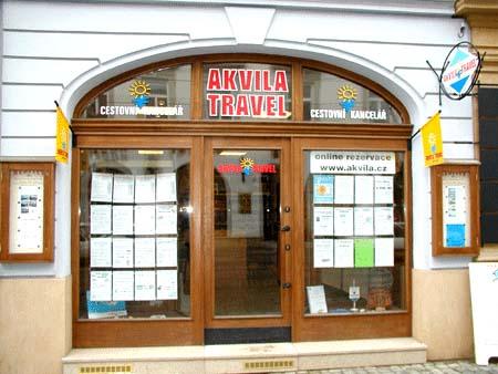 Cestování s kanceláří Akvila Travel