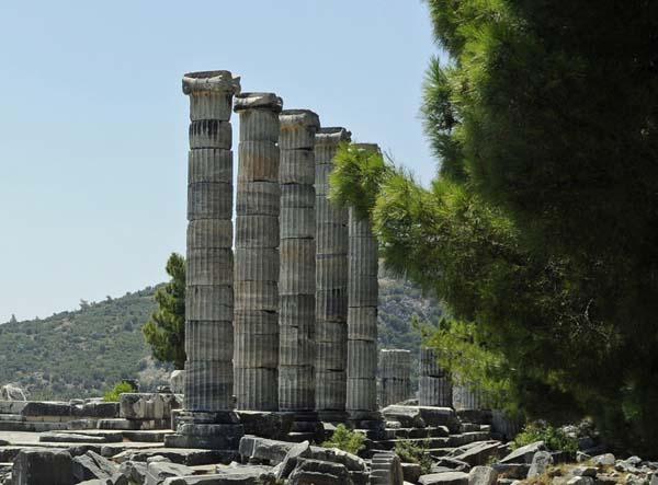 Chrám Athény Parthenos