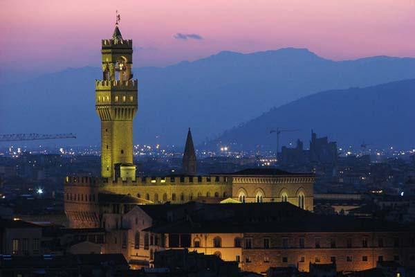 Co dalšího můžeme spatřit ve Florencii