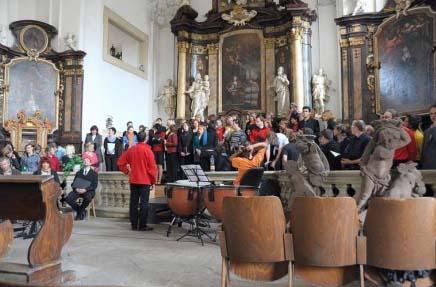 Poslední adventní koncert Mnichovo Hradiště