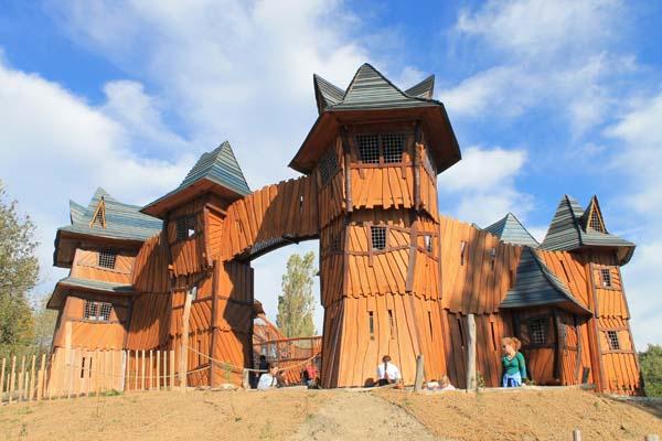 Park Mirakulum  – 10 hektarů zábavy i poznání pro celou rodinu