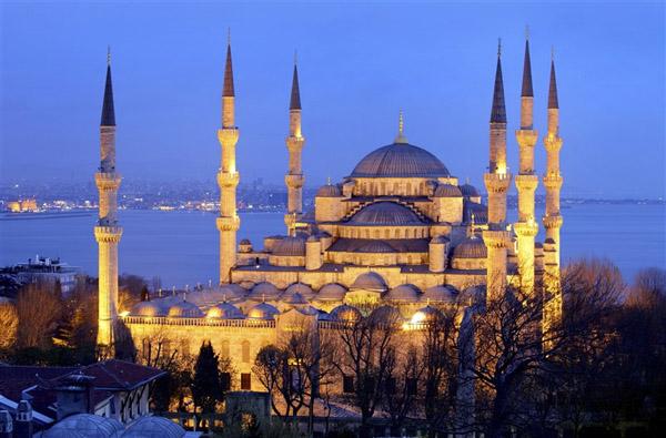 Poznávací zájezdy do Turecka
