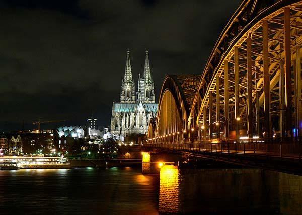 Kolín nad Rýnem: město plné kultury, dlouhé historie a skvělé atmosféry