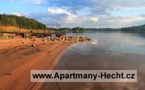 Letní ubytování na Lipně