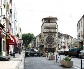 Městečko Arles