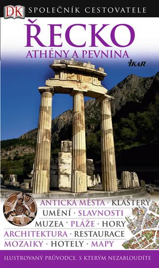 Společník cestovatele – Řecko (nakladatelství IKAR)