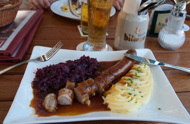 Kde se v Drážďanech najíst? a jak je to s dopravou?
