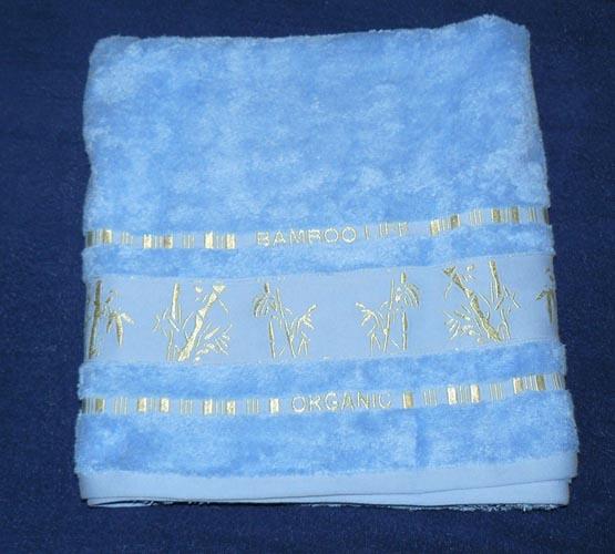 Ručníky a oblečení z bambusového materiálu