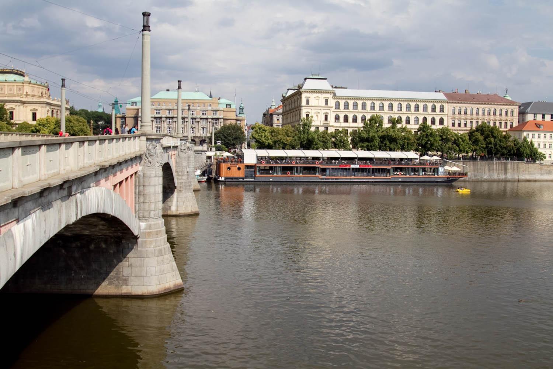 Praha a její okolí
