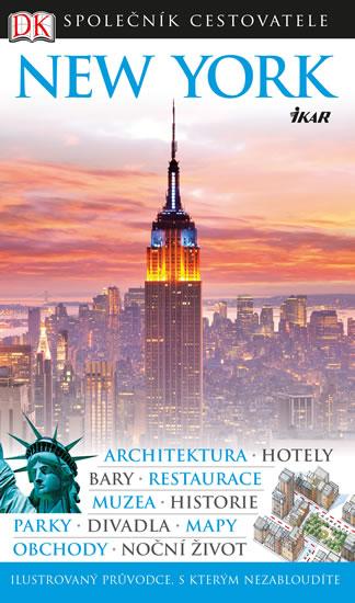 New York – Společník cestovatele