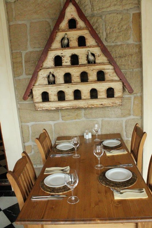 Hodnotíme restaurace-Agarden restaurant
