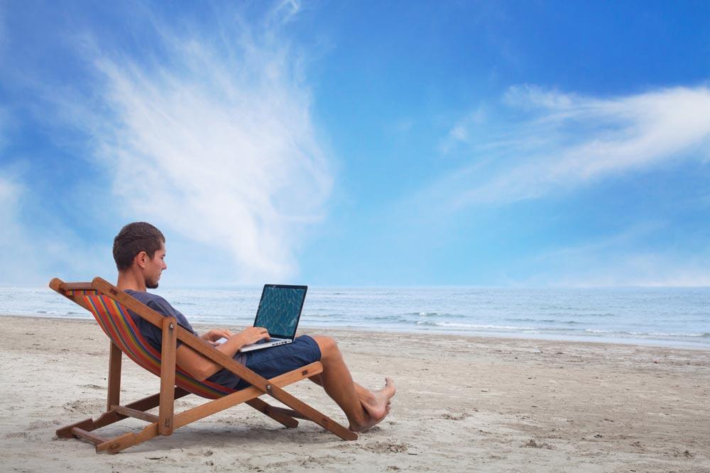 Kde jednoduše vybrat dovolenou