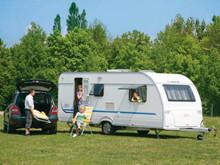 Prázdniny s karavanem