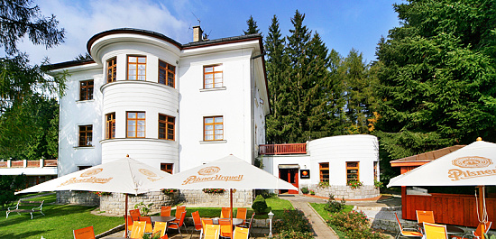 Luxusní ubytování ve Špindlerově Mlýně