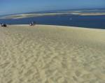 Arcachon-zátoka, duna a lázně s duší