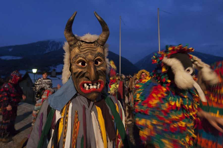 Advent mezi jihotyrolskými velikány