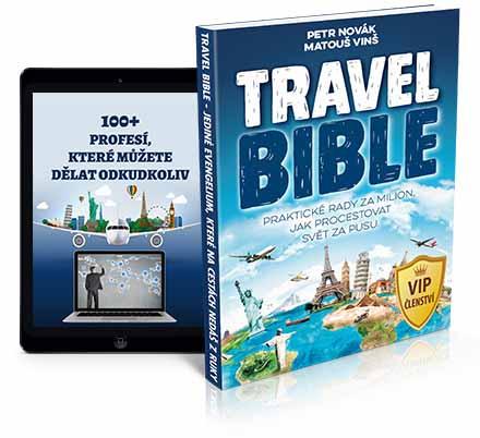Znáte publikaci s názvem Travel Bible?
