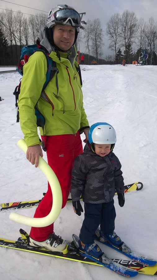 Skiareál Dolní Dvůr