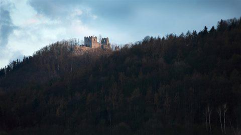 Zřícenina hradu Lestkov
