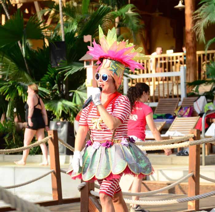 Za zábavou do Tropical Islands?