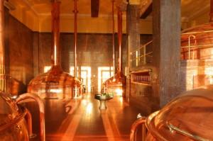 Pivovar Litovel nabízí prohlídky varny i historických sklepů