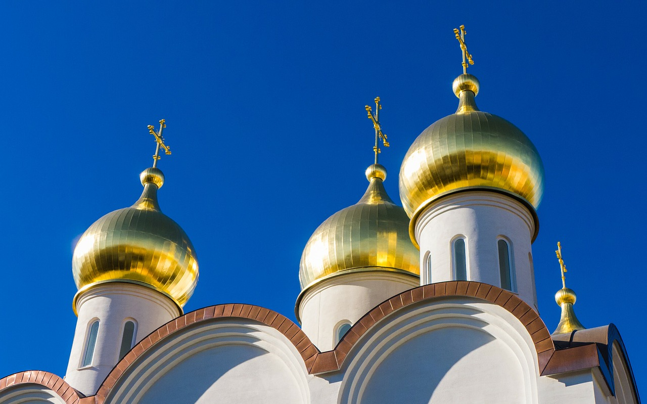 5 důvodů, proč vycestovat zrovna do Ruska