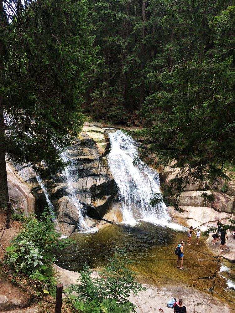 Navštivte s námi Mumlavské vodopády