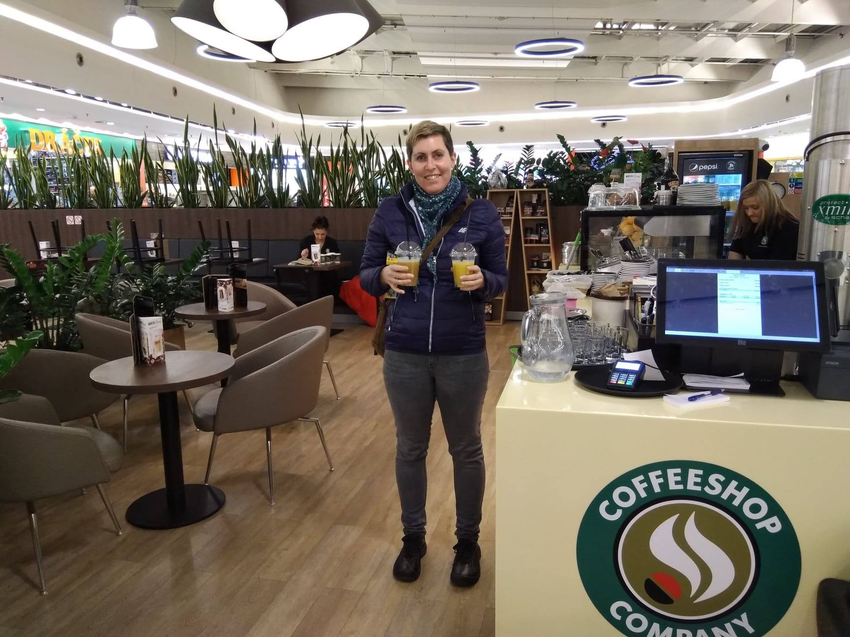 Od rodinné firmy ke kávové franchise