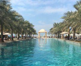 Hilton Ras Al Khaimah Resort & Spa – díl 1. Základní informace