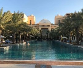 Hilton Ras Al Khaimah Resort & Spa – díl 2. Počasí